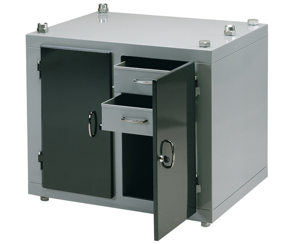 Base Tool Cabinet For Granite Surface Plates 2000 Mm X 1000 Mm