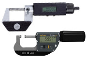 <strong>Digital outside micrometer according to DIN 863 or better</strong> as precision model for demanding requirements. Here you can find for example <strong>digital outside micrometer made by Sylvac</strong> from the S_Mike Pro product series.