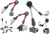 High precision measuring stands of Fisso Swiss made. Precision magnetic measuring stands BASE-LINE up to 453 mm. Magnetic measuring stands CLASSIC-LINE up to 1210 mm, STRATO-LINE up to 390 mm and STRATO μ-Line for highest precision in the micron range.