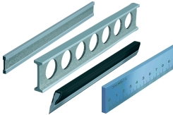 Flat straight edges, knife straight edges, assembling straight edges, precision rulers